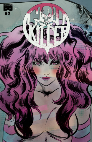 Godkiller: Tomorrow's Ashes #2 (Lee 15 Copy Cover)