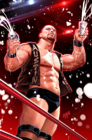 WWE Attitude Era 2018 Special #1 (Nakayama Cover)