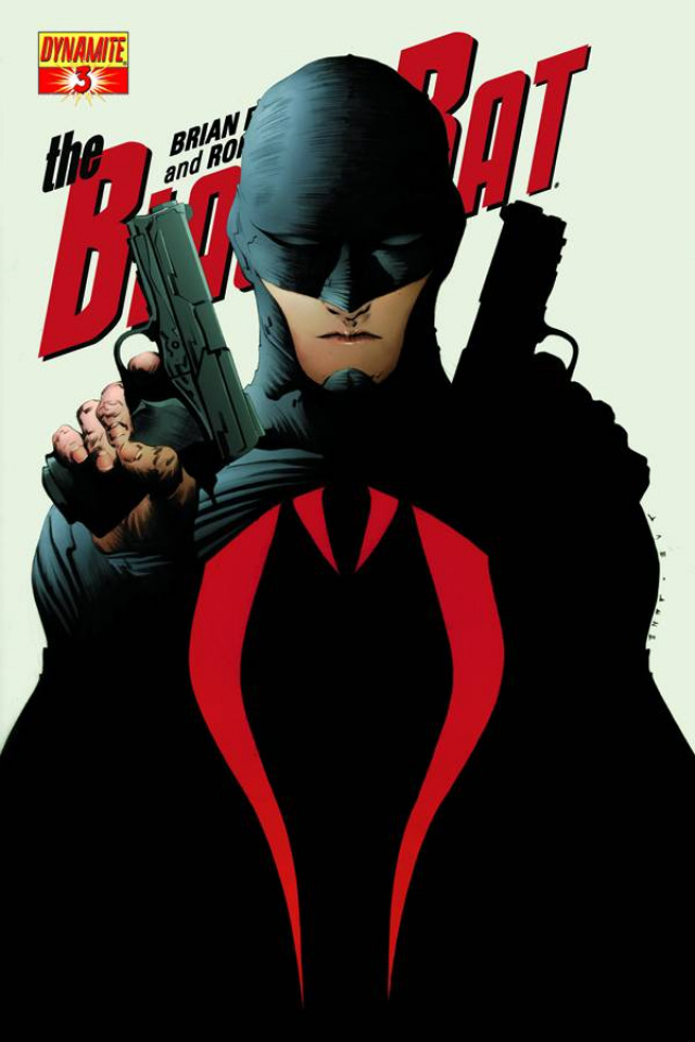 The Black Bat #3 (Lee Cover)