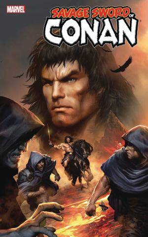 The Savage Sword of Conan #12