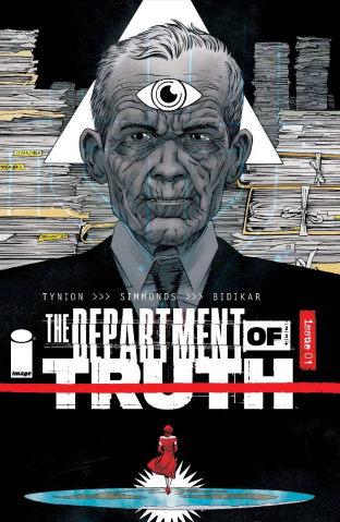 The Department of Truth #1 (10 Copy Shalvey Cover)