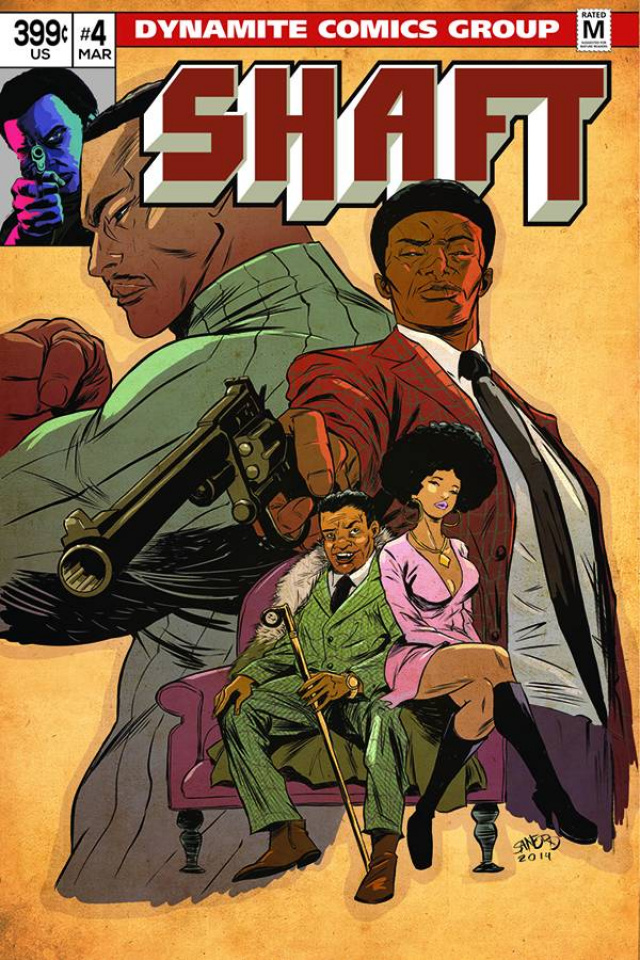 Shaft #4 (Greene Subscription Cover)