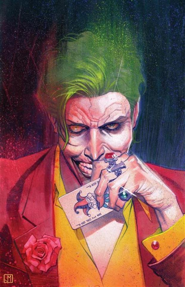 The Joker #8 (Jorge Molina Var Cover)