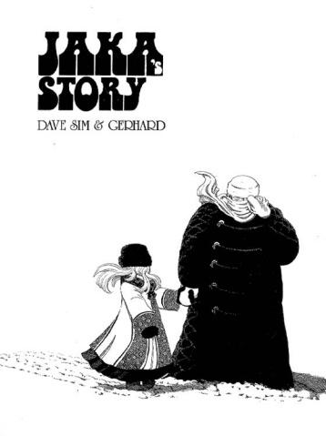 Cerebus Vol. 5: Jaka's Story