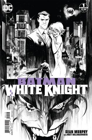 Batman: White Knight #1 (3rd Printing)