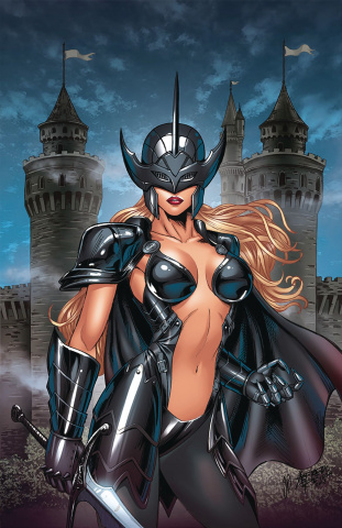 Grimm Fairy Tales #19 (Reyes Cover)