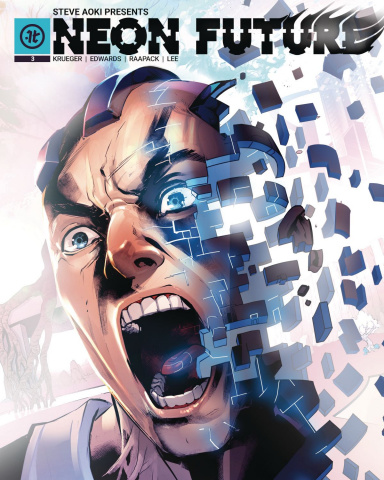 Neon Future #3 (Raapack Cover)