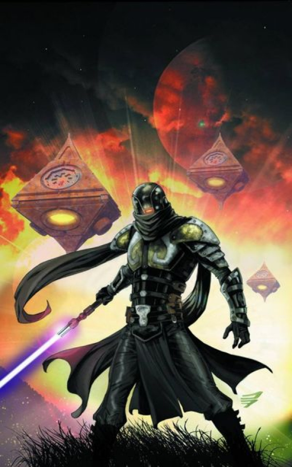 Star Wars: Dawn of the Jedi - Force Storm #1 (2nd Printing)