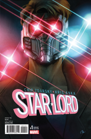 Star-Lord #1 (Zdarsky Cover)