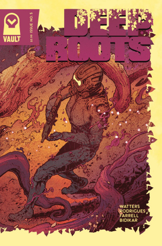 Deep Roots #5 (Rodrigues Cover)