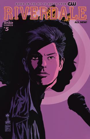 Riverdale #5 (Francavilla Cover)