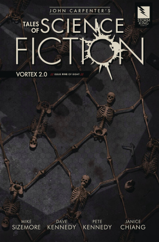 Tales of Science Fiction: Vortex 2 #5