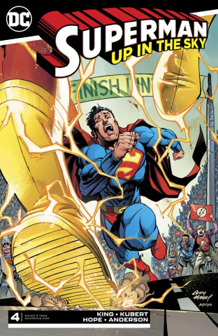 Superman: Up in the Sky #4