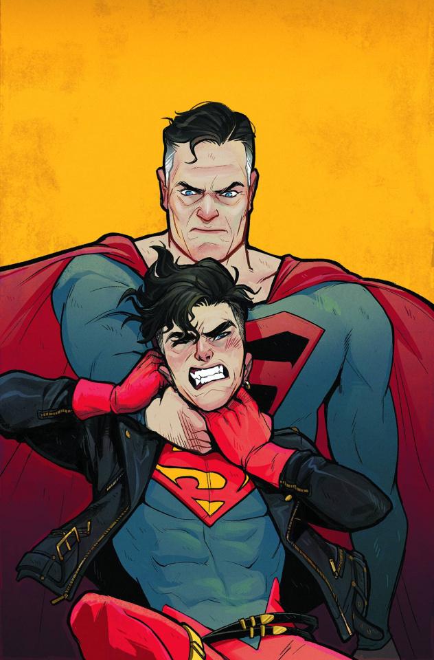Convergence: Superboy #2