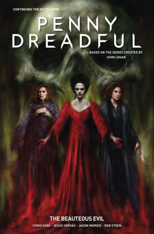 Penny Dreadful Vol. 2: Beauteous Evil