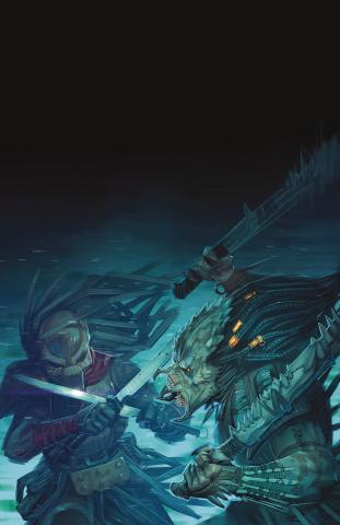 Predator: Hunters #5 (Velasco Cover)