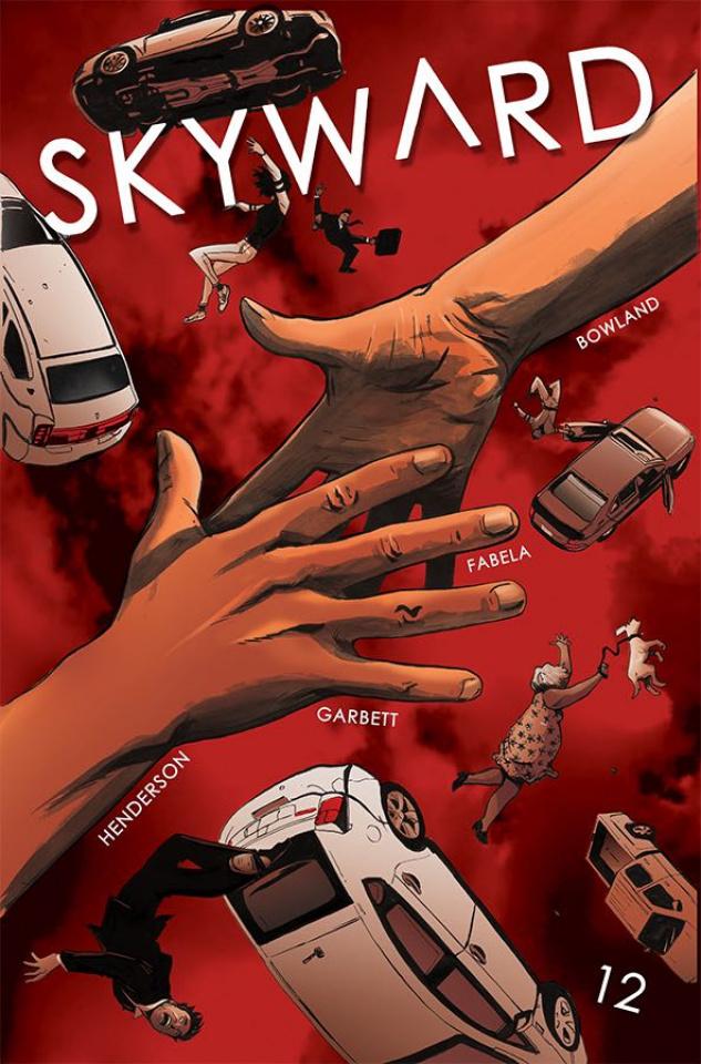 Skyward #12