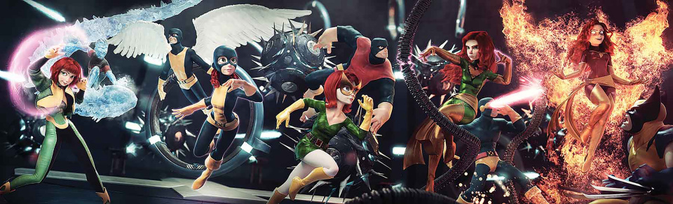 Phoenix Resurrection: The Return of Jean Grey #5 (Hugo Connect Cover)
