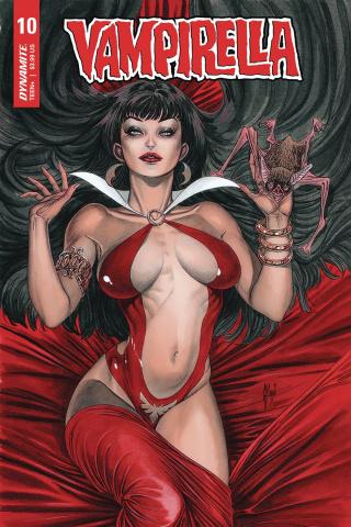 Vampirella #10 (March Cover)