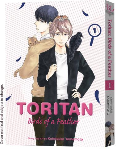 Toritan: Birds of a Feather Vol. 1