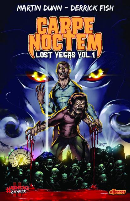 Carpe noctem vol 1 lost vegas fresh comics for Tp fish market