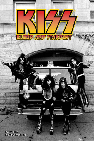 KISS: Blood and Stardust #1 (Photo Cover)