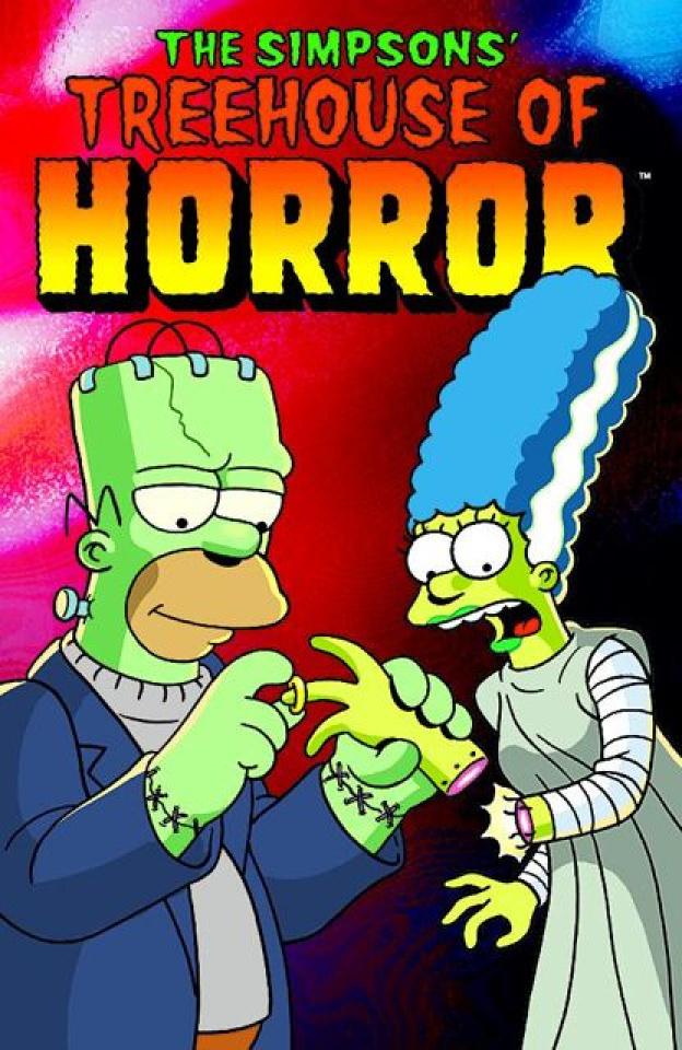 The Simpsons' Treehouse of Horror #17