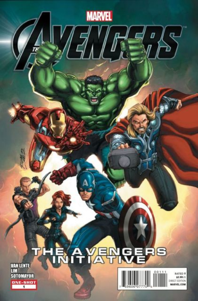The Avengers Initiative #1