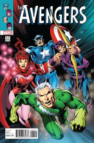 Avengers #1.1 (Davis Cover)