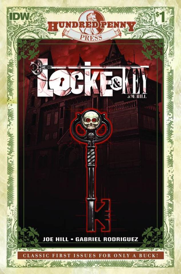 Locke & Key #1 (100 Penny Press)