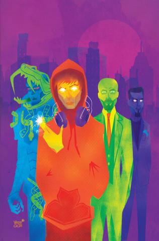 Harbinger: Renegade #8 (20 Copy Veregge Cover)