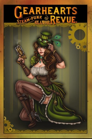 Gearhearts: Steampunk Glamor Revue #12