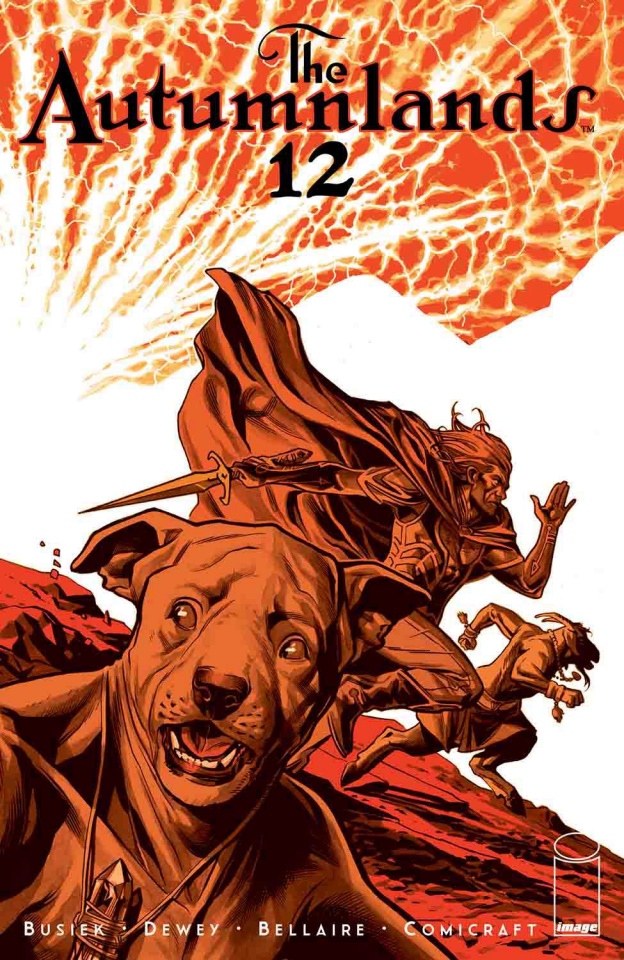 The Autumnlands: Tooth & Claw #12