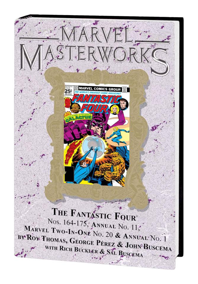 Fantastic Four Vol. 16 (Marvel Masterworks)