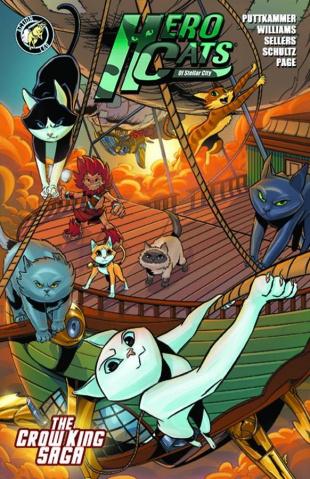 Hero Cats Vol. 3