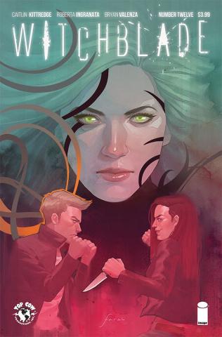Witchblade #12 (Nurmaliza Cover)
