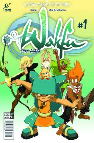 Wakfu #1 (Subscription Cover)