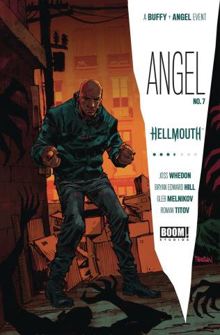 Angel #7 (Panosian Cover)