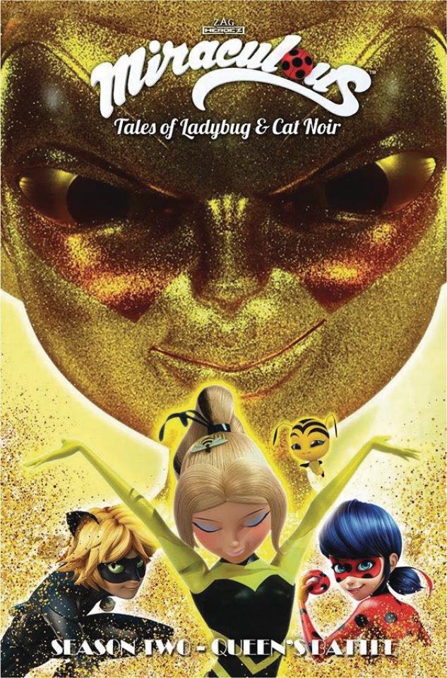 Miraculous: Tales of Ladybug and Cat Noir Vol. 12: Queen's Battle