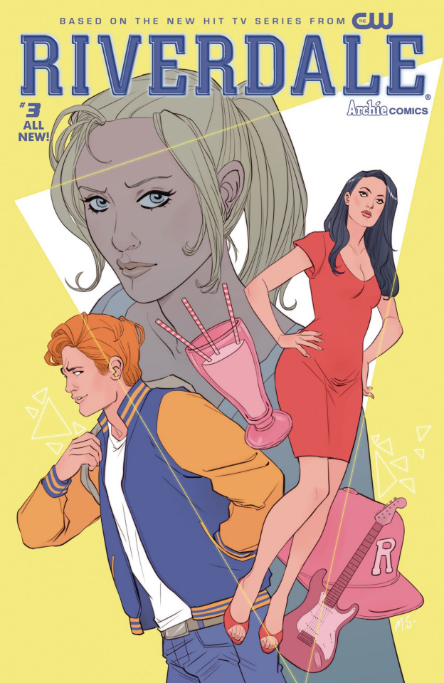 Riverdale #3 (Sauvage Cover)