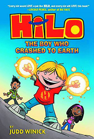 HiLo Vol. 1: The Boy Who Crashed to Earth