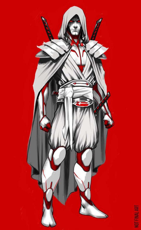 Rai #15 (10 Copy Character Design Cover)