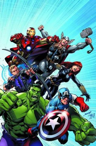 Avengers Assemble #1 (2nd Printing)