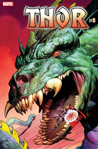 Thor #8 (Klein Cover)
