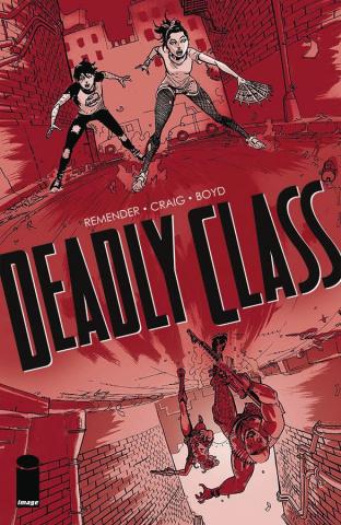 Deadly Class #31 (Craig & Boyd Cover)