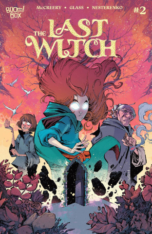 The Last Witch #2 (Corona Cover)