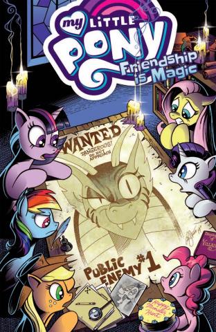 My Little Pony: Friendship Is Magic Vol. 17