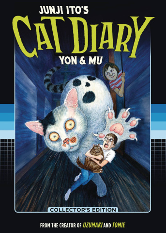 Cat Diary: Yon & Mu (Collected Edition)
