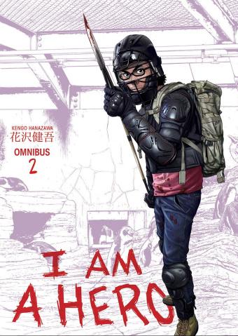 I am a Hero Vol. 2 (Omnibus)