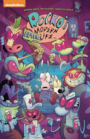 Rocko's Modern Afterlife Vol. 1